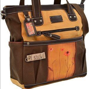 Sherpani Nola Early Autumn Tote Bag